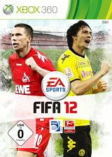 FIFA 12 (Microsoft Xbox 360, 2011, DVD-Box)