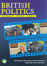 British Politics Update 1999-2002 by Bentley, Roy, Dorey, Peter, Roberts, D
