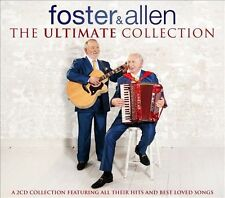 The Ultimate Collection by Foster & Allen (CD, Nov-2012, 2 Discs, DMG TV)