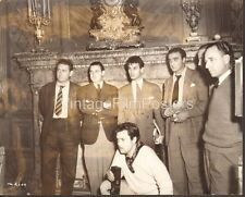 MAGNIFICENT AMBERSONS, orig 1942 still, ORSON WELLES, Stanley CORTEZ, B HERRMANN