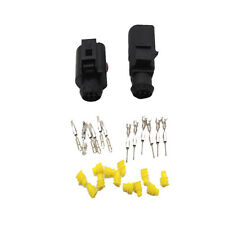 5sets 6 Pin Plug Waterproof Connector Kit 1.5mm Auto Temp sensor Wire Electrical