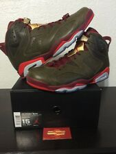 Air Jordan Cigar 6 VI DEADSTOCK 384664-250 Box DS - Champ Pack 2014 - Size 15