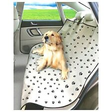 New listing Waterproof Car Seat Cover for Dogs Pets -Fits any car Installs easily Wipe Clean