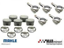 MAHLE forged pistons, BW Steel Rods Focus RS / ST MK2 2.5 Turbo 83.00mm bore