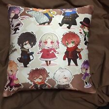 """16""""X16""""  Anime DIABOLIK LOVERS double sided Pillow cushion Case Cover cosplay 20"""