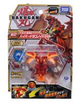 Takara Tomy Bakugan Battle Planet Brawlers Baku025 Gaganoid DX Garganoid Black