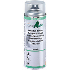 Colormatic Plastic Cleaner - Detergente per plastica antistatico 400 ml