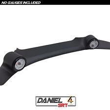 06 11 Honda Civic - Dual Gauge Pod 52mm (OEM) Cluster Trim Bezel