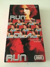 Run Lola Run, Vhs, 90s, German with English Subtitles, Foreign, Drama, Action