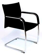 Vitra Vintage/retro 1990' Cantilever fauteuil Antonio Citterio Design-Noir
