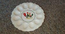 Vintage Horizon by Steubenville Egg Plate Deviled Egg Serving Plate