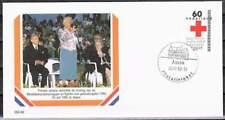 Envelop Royalty OSE-098 - 1990 Juliana sluit WK voor Gehandicapten