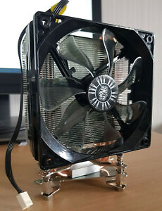 Cooler Master Hyper 212 EVO CPU Cooling System 4 Heatpipes with Brackets