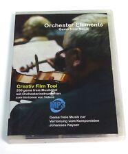 Orchester Elements 200 x gemafreie Musik Orchestertitel für die Vertonung