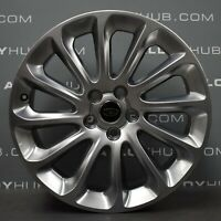 "GENUINE RANGE ROVER L405 VOGUE STYLE 1065 20"" INCH SILVER ALLOY WHEELS SET X4"