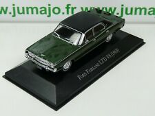 ARG41G Voiture 1/43 SALVAT Autos Inolvidables : FORD FAIRLANE LTD V8 1969