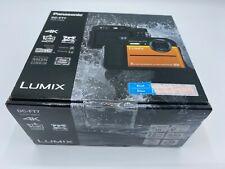 Panasonic DC-FT7 Digital Camera Blue Waterproof Shockproof 4K