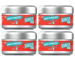 Wella Shockwaves Strong Hold Texturising Surfer Gum - Messy/Undone Matte Finish