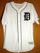 DETROIT TIGERS SULLIVAN White #26 AUTHENTIC HOME Baseball MLB Size 52 JERSEY