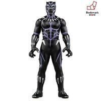 New Takara Tomy Metal Figure Collection Marvel Black Panther (Light Up Suit)