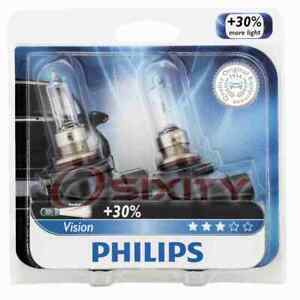 Philips 9005PRB2 Vision Headlight Bulb for 9005XV-2 Electrical Lighting Body lx
