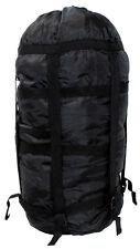 """MFH COMPRESIÓN EE. UU. saco negro """"modular"""" para saco de dormir bolso bolso saco de dormir"""