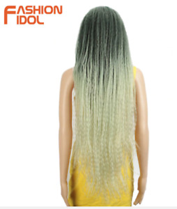 Fashion Idol TT Green Synthetic Hair, Free Domestic Shipping
