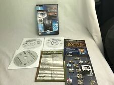 COMMAND & CONQUER GENERALS,BATTLEFIELD 1942 & MEDAL OF HONOR ALLIED ASSAULT  PC