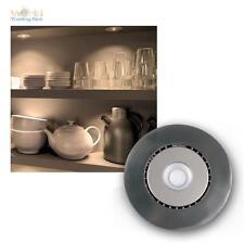 LED Edelstahl Einbauleuchte 700mA CC, warmweiß 400lm Einbaustrahler Möbelleuchte