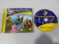 ROBIN HOOD + EL REY INGLES PELELE CD AUDIO CUENTOS WALT DISNEY 2006
