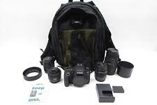 Canon EOS 77D 24.2MP Digital SLR Camera Kit
