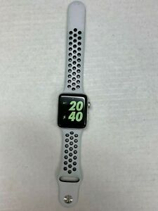 Apple Watch Series 3 Nike+ 42mm Silver Aluminium Case