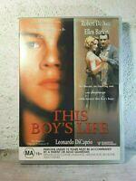 This Boy's Life DVD - Leonardo DiCaprio Robert De Niro Movie Drama