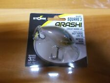 Storm Arashi Silent Square 3 Crankbait Asqs03685 blueback herring
