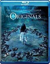 The Originals: Complete 4th Season (Blu-ray)