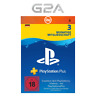 PlayStation Plus - PlayStation Network 90 Tage (3 Monate) PSN Live Card [DE] PS4