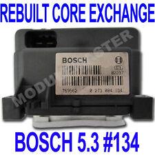 95 96 97 98 Audi Bosch 5.3 ABS EBCM REBUILT Core Exchange Part 0 273 004 134