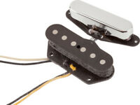 Genuine Fender Custom Shop '51 Nocaster Telecaster Tele Pickups Set - 0992109000