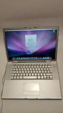 Notebook MacBook Pro A1260 15 Pollici