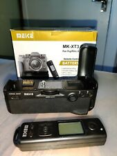 mk-xt3 Pro xt3 battery grip and remote