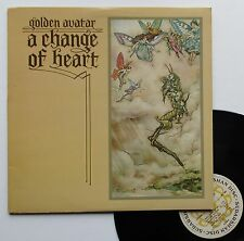 "Vinyle 33T Golden Avatar (Michael Cassidy)  ""A change of heart"""