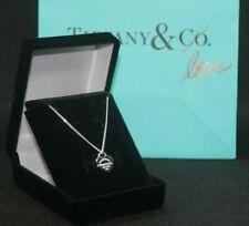 ❤ Return to Tiffany & Co Kleiner Herz Anhänger an 925 Silber Kette vom Juwelier