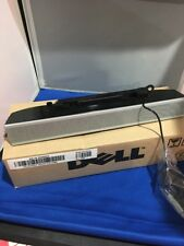 Dell AS501 Multimedia Speaker System Monitor Sound Bar UH837