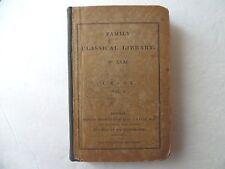 CESAR Vol. I (Family & Classical Library) No. XXXI.  London, Pub 1831 AJ Valpy