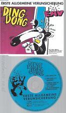 CD--ERSTE ALLGEMEINE VERUNSICHERUNG -DING DONG, 1990-EAV