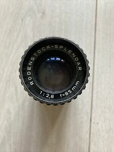 RODENSTOCK-SPLENDAR 1:2,8 f=85mm LENS #WOW#