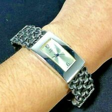 Simon Sassoon Sterling Silver Watch