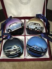 Mercedes Benz Kerstballen Christmas balls Weihnachtskugeln Boules de Noël