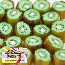 500g Kiwifruit Rock Candy boiled bulk lollies - Wedding Favours Party