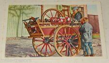 Image CHROMO COTE D'OR Collection FOLKLORE BELGE N°195 BRUXELLES Remouleur